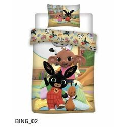 Pościel dla dziecka do łóżka 140x200 + 1 poszwa 70x80
