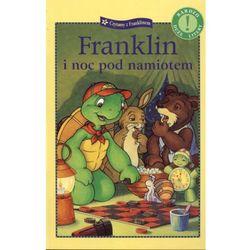Franklin i noc pod namiotem, książka w oprawie miękkej