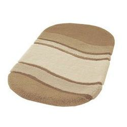Kleine wolke Dywanik łazienkowy 60x100 cm siesta (piaskowy)  (4004478214507)