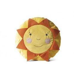 SOLIGT słońce słoneczko Poduszka, żółty - sprawdź w wybranym sklepie
