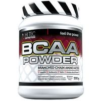 bcaa powder - 500g - orange marki Hi-tec