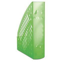 Donau Pojemnik na dokumenty ażurowy , polistyren, a4, transparentny zielony