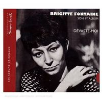 Brigitte Fontaine - DEVASTE-MOI (BEST OF EARLY YEARS)