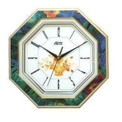 Zegar ścienny quattro #2 marki Atrix