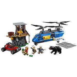 60173 ARESZTOWANIE W GÓRACH (Mountain Arrest) KLOCKI LEGO CITY