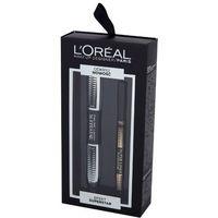 Loreal paris  efekt superstar zestaw kosmetyków dla kobiet (maskara + liner)