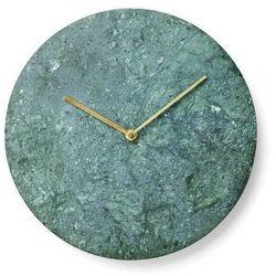 Zegar ścienny Marble Verde Guatemala, 8200429