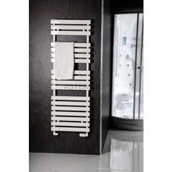 Sapho Jalousi grzejnik łazienkowy 500x1500mm stalowy, biały 765w 1801-08