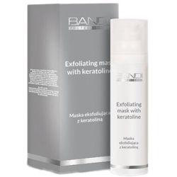 professional line exfoliating mask maska eksfoliująca z keratoliną (hx09), marki Bandi