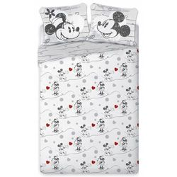 Pościel Myszka Minnie&Mickey 160x200 cm (5907750551842)