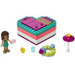 Lego Klocki friends - pudełko przyjaźni andrei (41384)