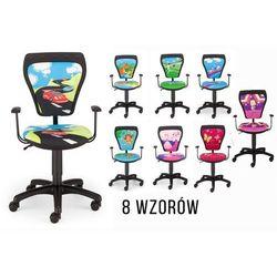 Krzesło cartoons line gtp ts22 - 8 wzorów - na prezent! marki Nowy styl