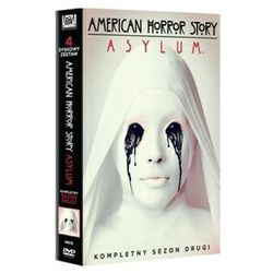 American Horror Story. Asylum, sezon 2 (4xDVD) - Brad Falchuk, Ryan Murphy z kategorii Seriale, telenowele, pr