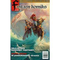 Fantasy Komiks t.12, praca zbiorowa
