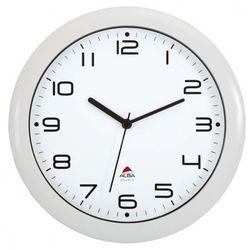 Zegar ścienny biały marki B2b partner