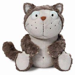 Nici, maskotka, kot, szary, 25 cm - sprawdź w Smyk