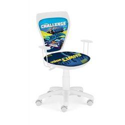 krzesło dziecięce Ministyle HotWheels GTP Challenge W