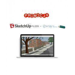 Trimble SketchUp Pro 2016 PL BOX + V-Ray 2.0 z kategorii Programy graficzne i CAD