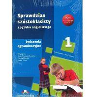 Sprawdzian 6-klasisty. Ćwiczenia egzaminacyjne. Część 1, 2, 3 (Answer Key) + zakładka do książki GRATIS
