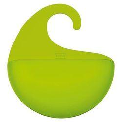 Organizer łazienkowy zielony surf marki Koziol