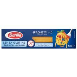 BARILLA 400g Spaghetti n.5 Makaron bezglutenowy