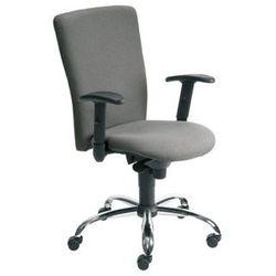 Krzesło obrotowe BOLERO II R1B steel02 chrome
