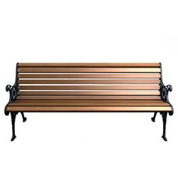 Ławka ogrodowa BASTER Koronkowa palisander 0121