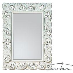 D2.design Lustro wiszące bristol 62x85 - biały