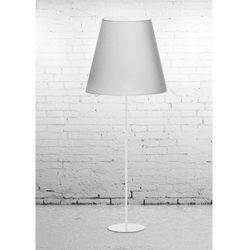 2bm oświetlenie Lampa podłogowa geneve lp3 70cm biała