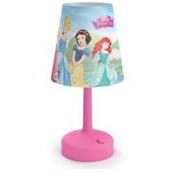 Philips  71796/28/16 - lampa stołowa dla dzieci disney princess led/0,6w/3xaa, kategoria: oświetlenie dla dz