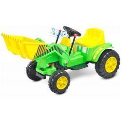Caretero  Bulldozer pojazd na akumulator zielony, marki Toyz do zakupu w bobasowe-abcd