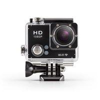 auna ProExtrem WiFi Slim Kamera sportowa Full HD 12 MP HDMI SD Akumulator podwodna