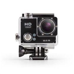 auna ProExtrem WiFi Slim Kamera sportowa Full HD 12 MP HDMI SD Akumulator podwodna - produkt z kategorii- Kame