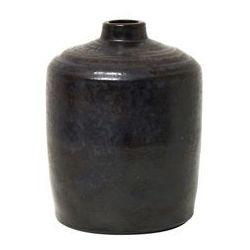 ceramiczny wazon czarna erozja cer0039 marki Hk living