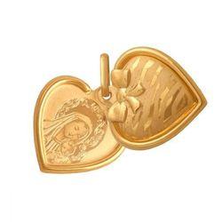 Złoty Medalik - 38541 - pr.585 - produkt z kategorii- Dewocjonalia