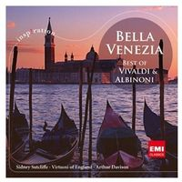 Warner music Bella venezia - best of vivaldi & albion