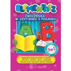 Ćwiczenia w czytaniu i pisaniu Elementarz (kategoria: Encyklopedie i słowniki)