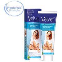 VELVET - Krem do depilacji spowalniający porost włosów na bazie kompleksu Plantafluid® AH COMPLEX, 100ml.