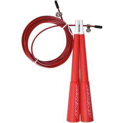 Skakanka AXER SPORT A1725 Speed Czerwony - produkt z kategorii- Piłki i skakanki