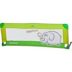 Barierka ochronna do łóżka  safari (green) od producenta Caretero