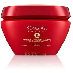 Kérastase Masque Uv Defense Active (200ml) - produkt dostępny w Look Fantastic International