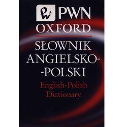 Słownik Angielsko-Polski English-Polish Dictionary PWN Oxford, rok wydania (2014)