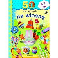 50 PRAC RĘCZNYCH NA WIOSNĘ TW (112 str.)