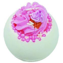 ice cream queen - musująca kula do kąpieli od producenta Bomb cosmetics
