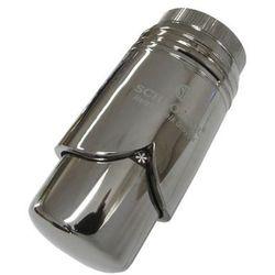 600200011 Głowica SH Brillant czarny chrom (zawór i głowica ogrzewania)