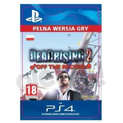 Dead Rising 2 Off The Record, gra na konsolę PlayStation4