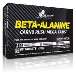 Beta-Alanine Carno Rush Mega Tabs 80tabl - sprawdź w wybranym sklepie