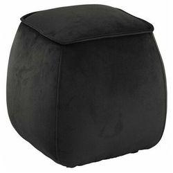 Tapicerowana pufa podnóżek i siedzisko - arktos 4x marki Elior