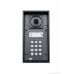 2N Helios IP Force Domofon jednoprzyciskowy, klawiatura, kamera, 9151101CKW
