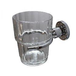 Szklanka z uchwytem swarovski elements marki Xxlselect
